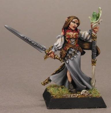 Warlord Lysette Sorceress RPR 14022