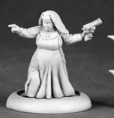 Sister Maria Nun Chronoscope