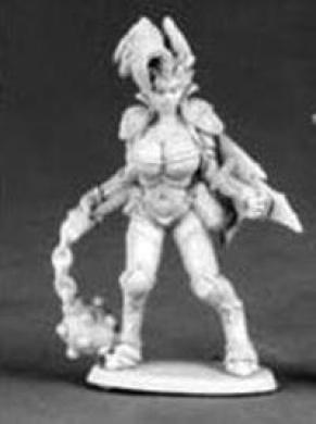 Twyla-Female Hellborn Warrior