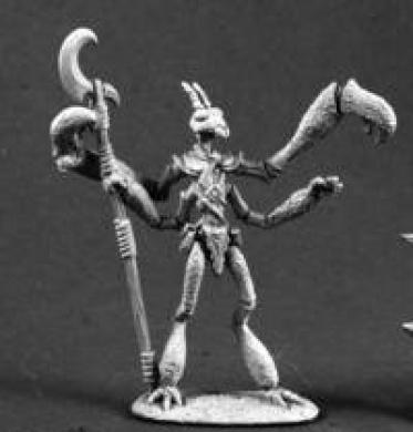 Klichik Mantis Warrior