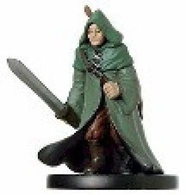 D & D Minis: Deepshadow Elf # 14 - Giants of Legend