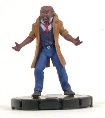 HeroClix: Angstrom Levy # 7 (Limited Edition) - Invincible Collector Set