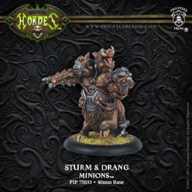 Hordes: Minions - Sturm & Drang, Warlock