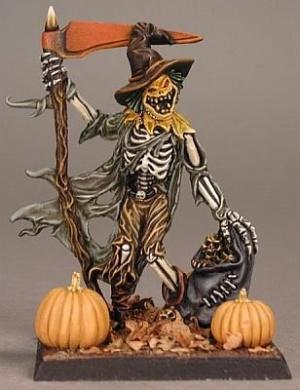 Gauntfield the Scarecrow