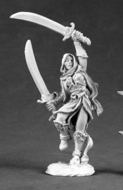 Mi-Sher Dervish Warrior Dark Heaven Legends Series