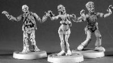 Chronoscope - Survivors: Zombies (3) Multi-Coloured