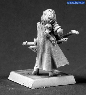 Varashia Vale Archer Sergeant Worlord Miniatures by Reaper Miniatures