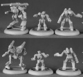 XAIRobots Chronoscope Series Miniatures