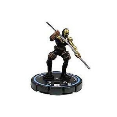 DC Heroclix Hypertime Checkmate Medic Experienced