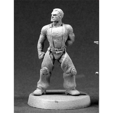 Kirby Mcdowell Space Privateer Chronoscope Miniature Figures