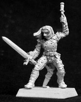 Warlord Shad Male Thief RPR 14021