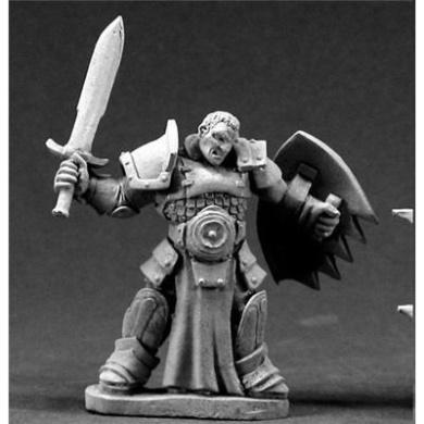 Quinn Nolan, Heroic Warrior RPR 03348