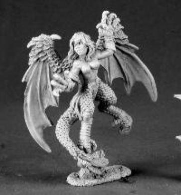 Harpy Aello Dark Heaven Legends Miniature