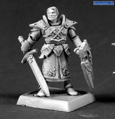 Crusaders: Vernone, Ivy Crown Captain
