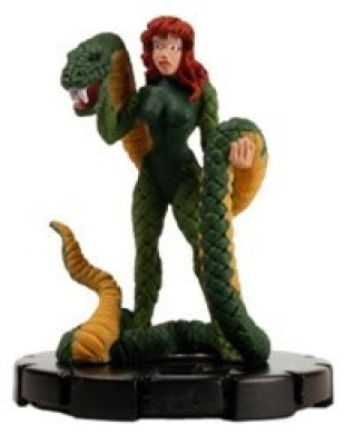 HeroClix: Princess Python # 18 (Veteran) - Ultimates
