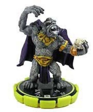 HeroClix: Gorilla Grodd # 72 (Veteran) - Hypertime