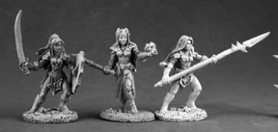 Dark Elves Dark Heaven Legends Series