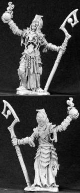Barrow Warden Mystic Dark Heaven Legends Miniatures