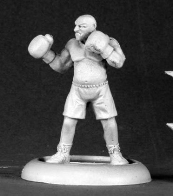 Butch Killer Davis Chronoscope Miniatures