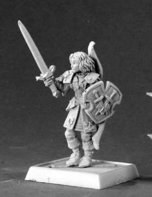 Acacia Ivy Crown Sergeant Warlord Miniatures