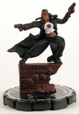 HeroClix: Crimson Avenger # 87 (Unique) - Collateral Damage