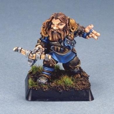 Snorri Dwarf Solo