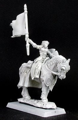 Lady Jehanne, Mounted Crusader Warlord