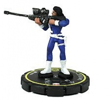 HeroClix: S.H.I.E.L.D. Sniper # 5 (Experienced) - Clobberin Time