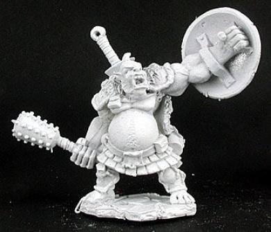 Gorevane Half-Ogre by Reaper Miniatures