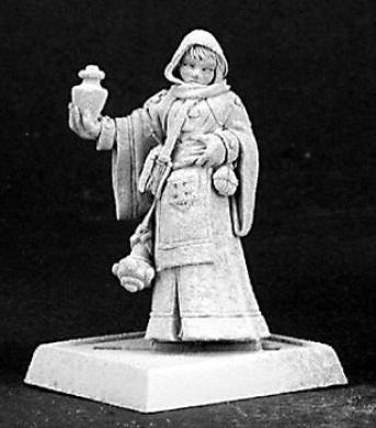 Olivia, Priestess of Shadarazaddi (OOP)