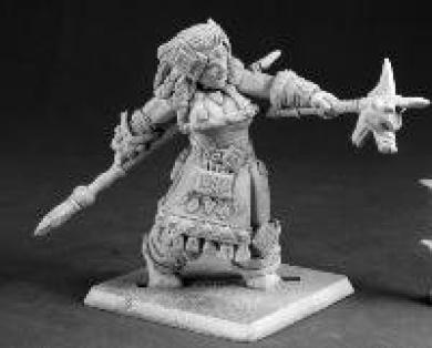 Kragmarr: Skadi, Goddess of the Dwarves