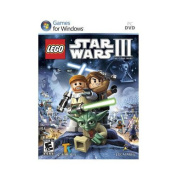 New - LEGO SW III:The Clone Wars PC by LucasArts - 34218