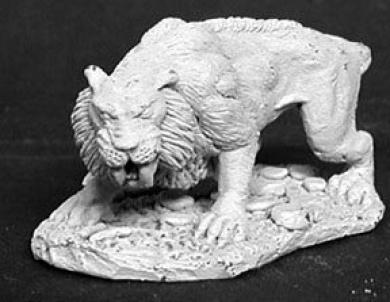 Sabertooth Tiger (OOP)