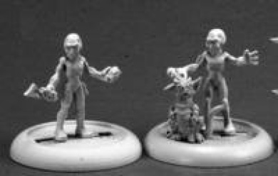 Grey Aliens III Chronoscope Chronoscope Miniature