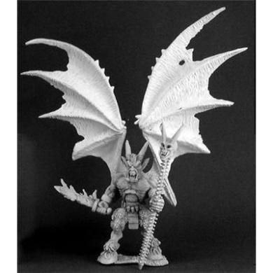 Abyst, Demon Lord (OOP)