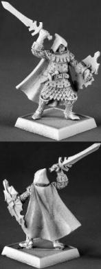 Oakhearth Sentinel Warlord Miniature