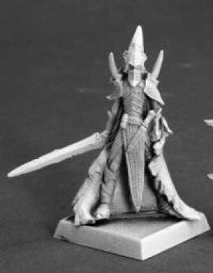 Shadowguard Darkreach Reaper Warlord Miniature