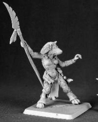 Kashia Ghostmane Tribe Lupine
