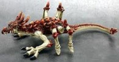 Wall Crawler Savage Worlds Miniature