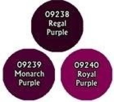 Royal Purple Triad