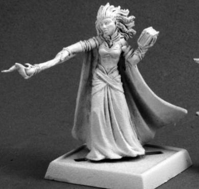 Runelord Alaznist Pathfinder Miniature