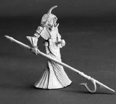 Sea Priest of Dagon Dark Heaven Legends Miniature