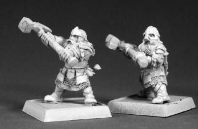 Dwarf Kneebreakers (9) (OOP)