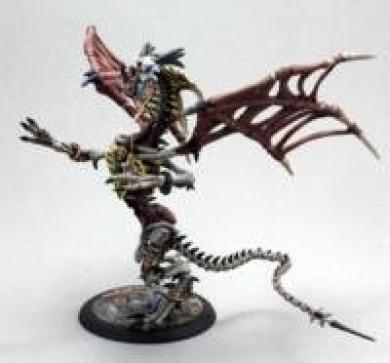 Pharaoh Dragon Akar Nakhal Dark Heaven Legends Miniature