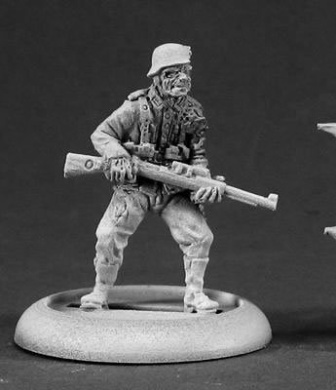 Kroid Sniper Reich of the Dead Series Miniature by Reaper Miniatures