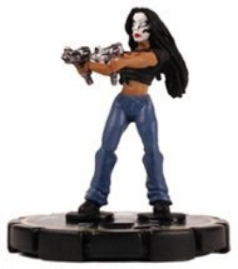 Indy Heroclix Tiger Lily Experienced