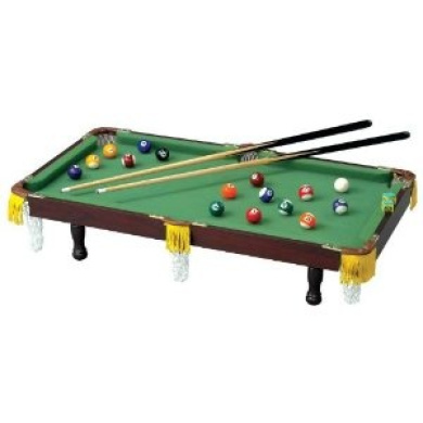 Best Quality Mini Pool Table By Club Fun&trade Tabletop Miniature Pool Table