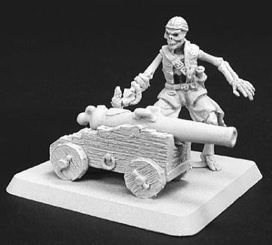 Skeletal Gunner & Soul Cannon