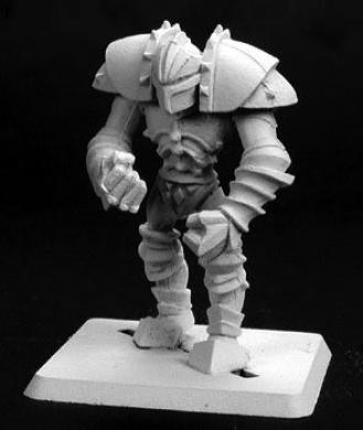 Onyx Golem-Overlords Monster