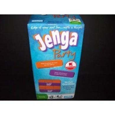 Hasbro Jenga Party Edition